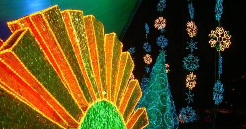 Medellin Christmas Lights | © Iván Erre Jota / Flickr