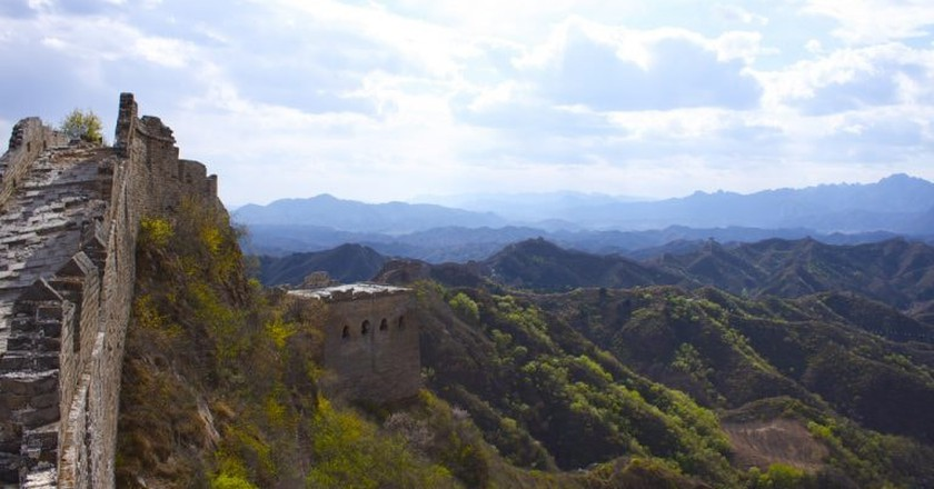 Hebei Great Wall | © kahumphrey / Flickr