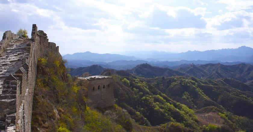 Hebei Great Wall   © kahumphrey / Flickr