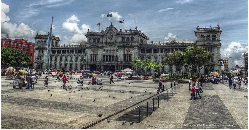 Palacio Nacional, Guatemala City   © Fernando Reyes Palencia / Flickr