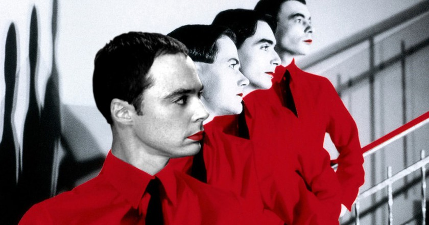 Sheldon Cooper with Kraftwerk|© VoiceWaves/flickr
