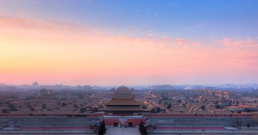 The Forbidden City | © pixelflake / Flickr
