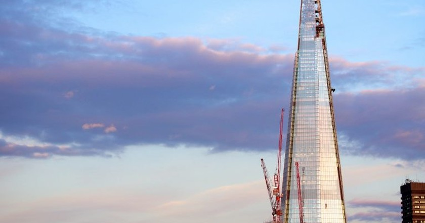 The Shard | © Paul Hudson/Flickr