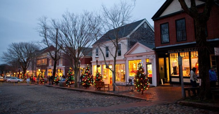 Nantucket Holiday Stroll | © Massachusetts Office of Tourism/Flickr