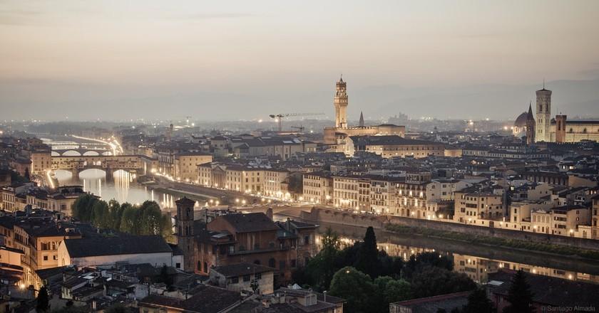 Florence  ©Santiago Almada/Flick