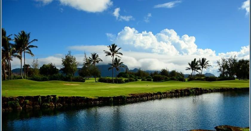 Golf Course   © tdlucas5000/Flickr