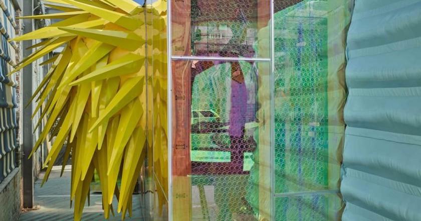 MINI LIVING Urban Cabin   © Frank Oudeman/OTTO/Courtesy of MINI LIVING