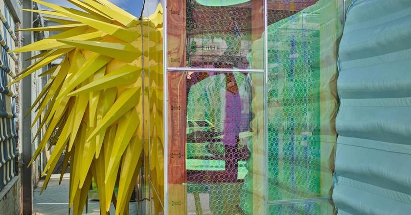 MINI LIVING Urban Cabin | © Frank Oudeman/OTTO/Courtesy of MINI LIVING