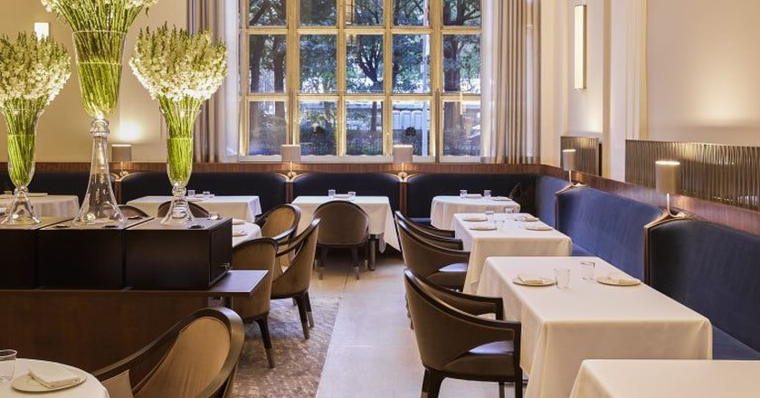 The redesigned Eleven Madison Park | © Eric Piasecki Photography