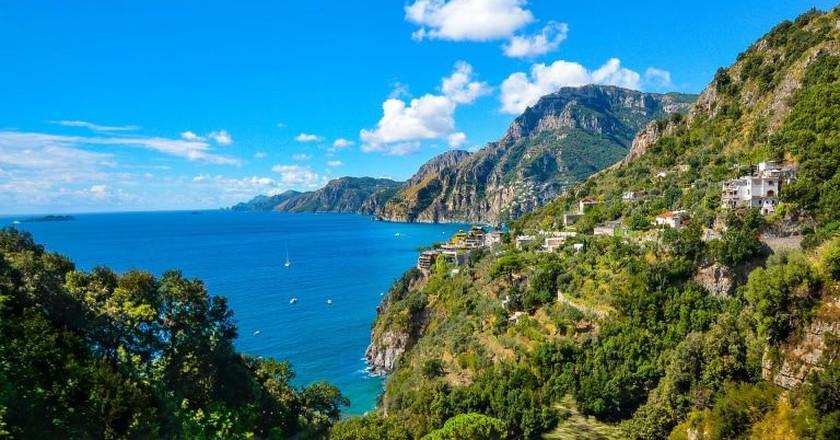 Drive along the Amalfi coast   Kirkandmimi / Pixabay