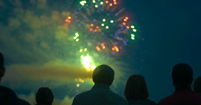Bonfire Night |  © Andrey Larin / Unsplash