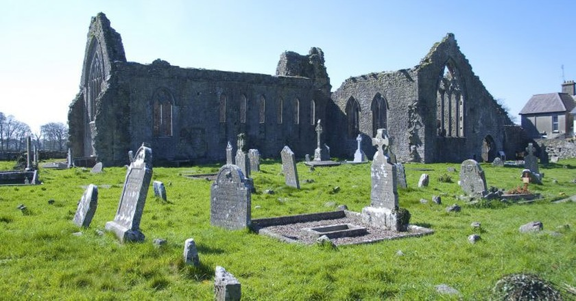 Athenry Abbey  © Conor Lawless/ Flickr