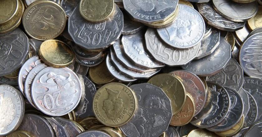 Australian currency   © Ben Hosking/Flickr