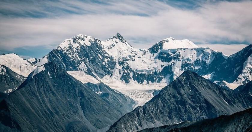 The peak of Belukha | © Marina Rodionova / WikiCommons