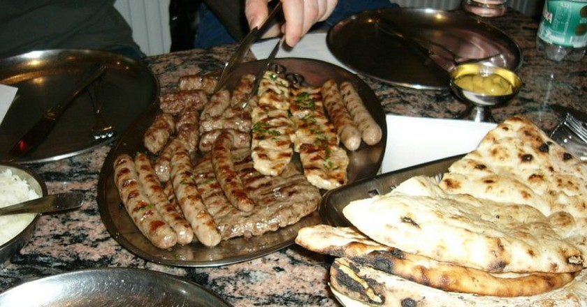 Bosnian Meat Platter   © BiHVolim/WikiCommons