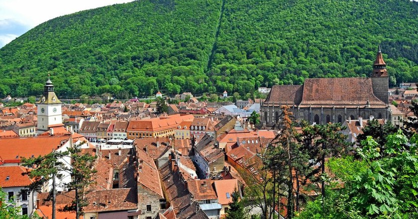 Where to Stay in Brasov, Romania