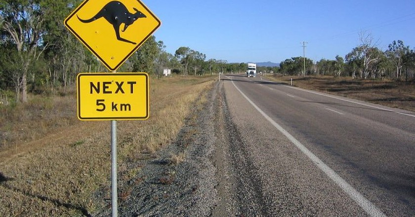 Bruce Highway | © Phil Whitehouse/Wikimedia Commons