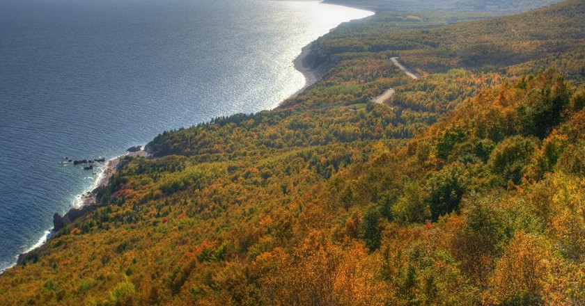 Cabot Trail | © gLangille