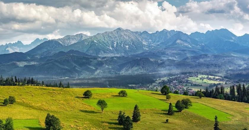Carpathians' landscapes | © qimono / Pixabay