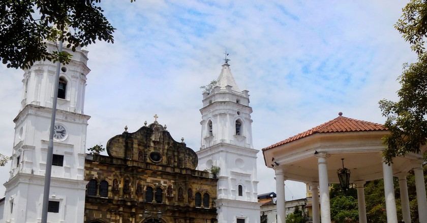 Metropolitan Cathedral in Casco Viejo, Panama City | © Yari Vallarino / WikiCommons