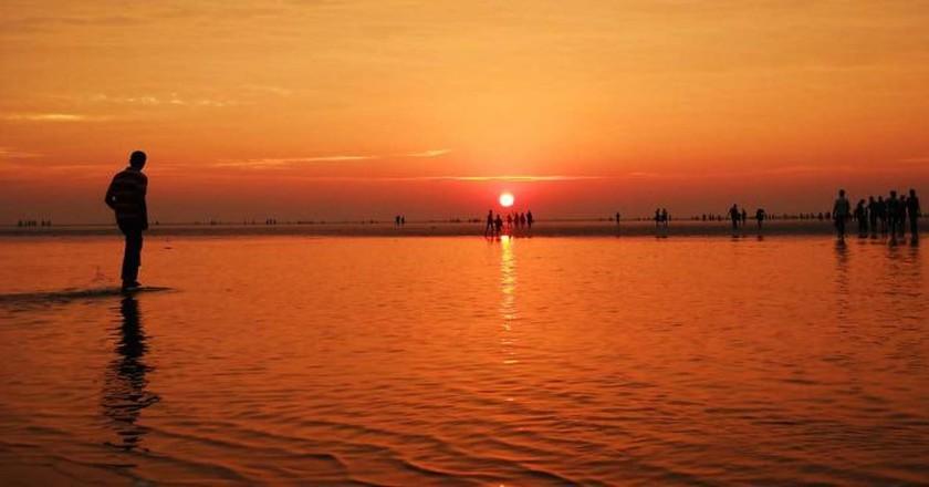 Chandipur Beach | © Surjapolleywiki / WikiCommons