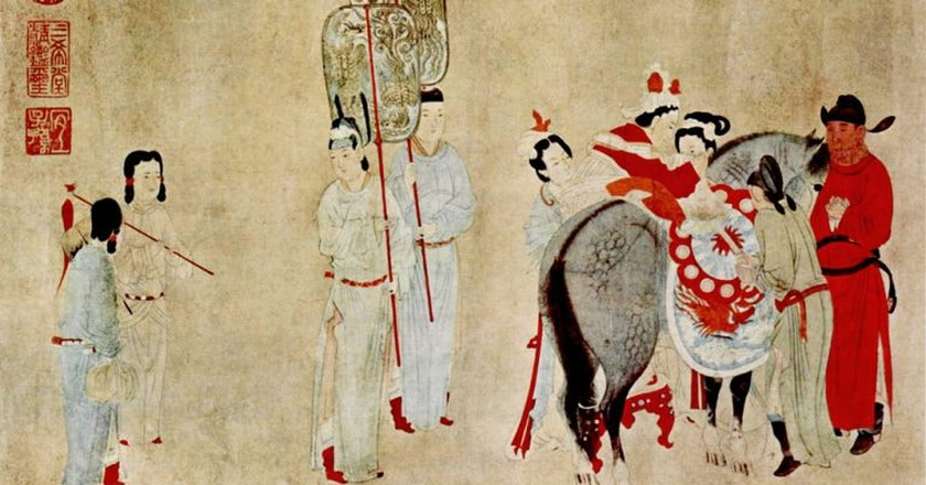 Yuan Dynasty Painting | Public Domain / WikiCommons