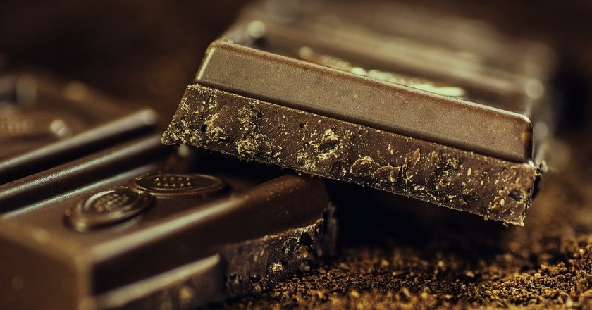 Chocolate is an aphrodisiac – ideal for date night in Accra | Pixabay