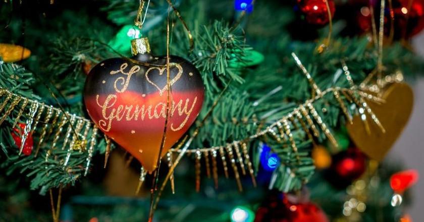 Christmas tree in Germany   © inextra15 / Pixabay