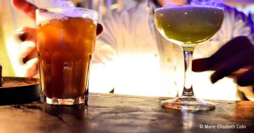 Science and Cocktails |Courtesy of Science and Cocktails