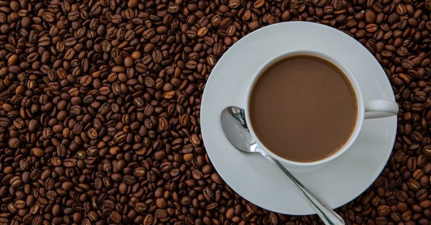 Coffee in Sharjah |© David Pacey / Flickr