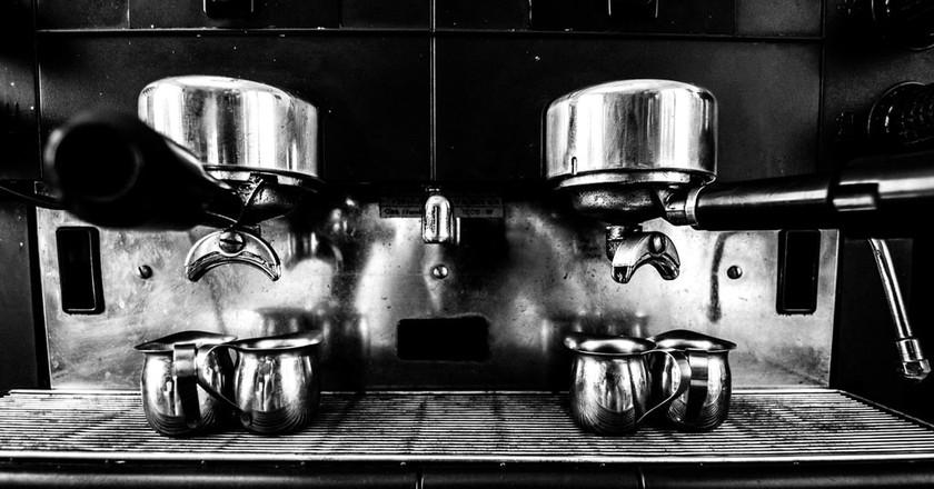 Coffee Maker | © Trevor Bexon/Flickr
