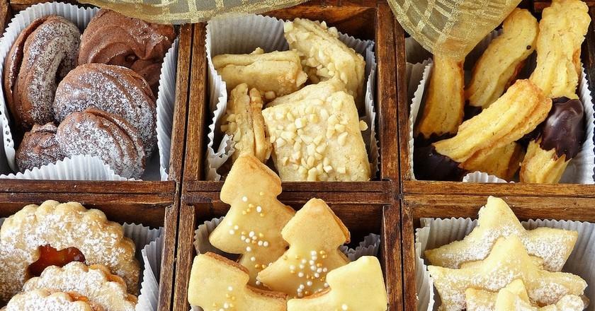 Christmas cookies I © silviarita / Pixabay