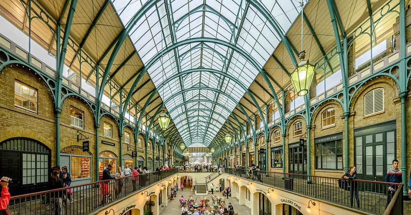 A Literary Tour of London: Ben Aaronovitch's Covent Garden