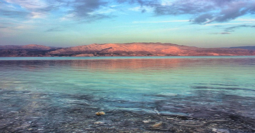 Sunset at the Dead Sea | © Yair Aronshtam / Flickr