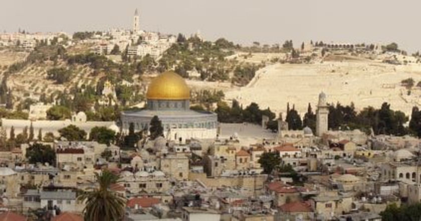 Jerusalem | Courtesy of Mary Newhauser