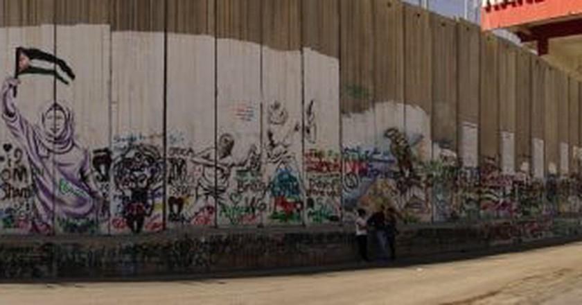 The Wall at Bethlehem | Courtesy of Mary Newhauser/Faith in Faiths