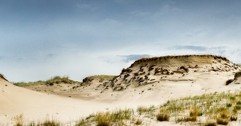 Dunes in the Curonian Spit | © Shutterstock