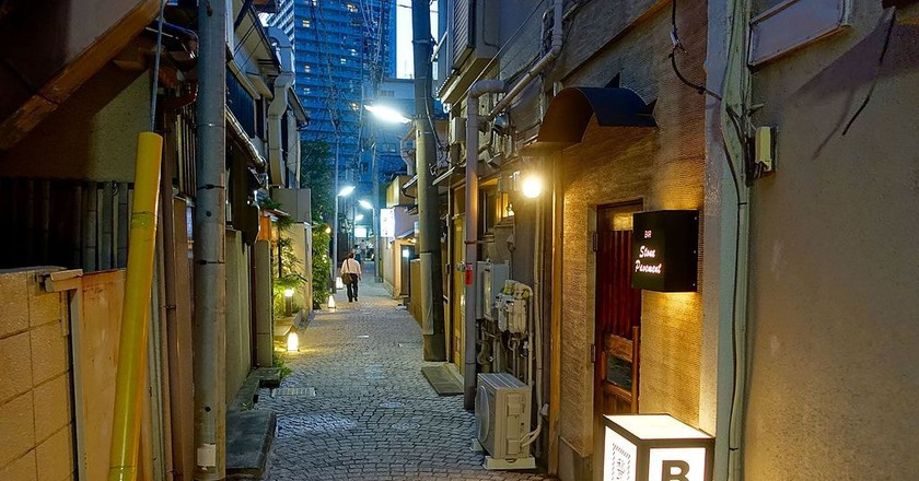 Evening in Kagurazaka | © Daderot / WikiCommons