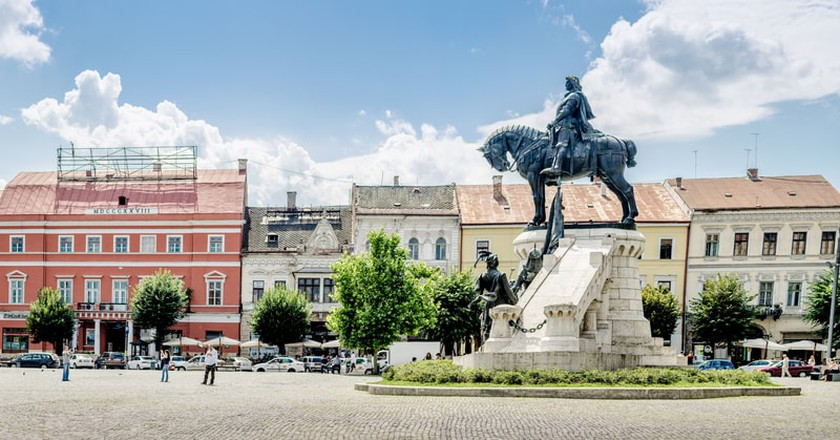 Discover the fascinating Cluj   © Alex Ionas/Shutterstock
