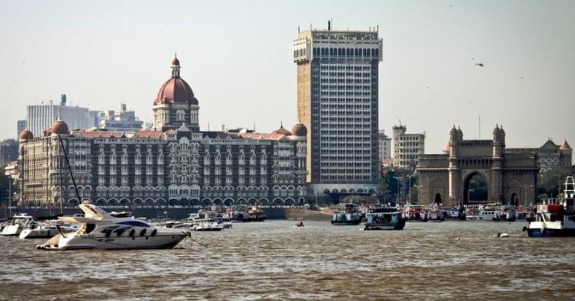 Colaba, Mumbai  © Nico Crisafulli / Flickr