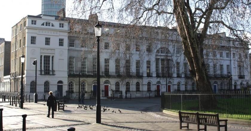A Literary Tour of London: Ian McEwan's Fitzrovia