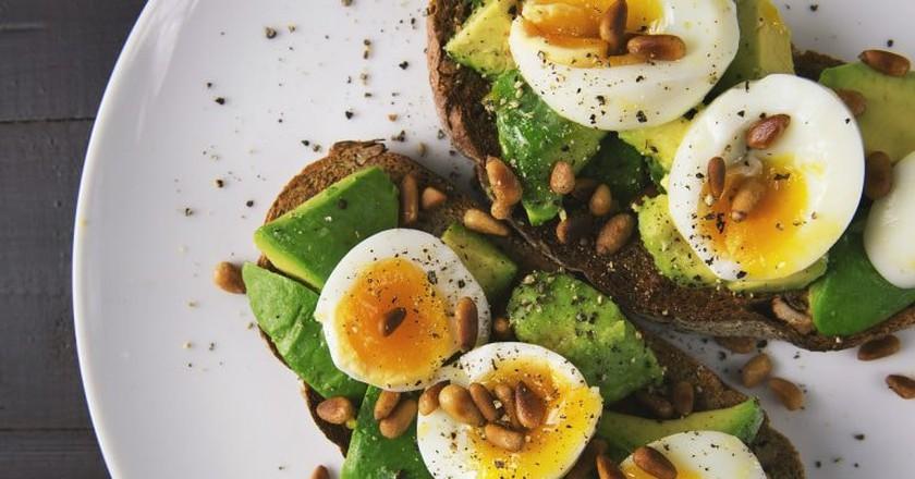 Avocado toast |  © FoodieFactor / Pixabay