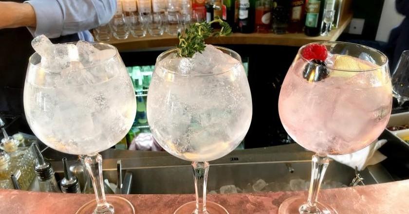 Gin and Tonics   © Sarah Stierch/Flickr
