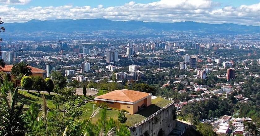 Guatemala City | © Rigostar / WikiCommoms
