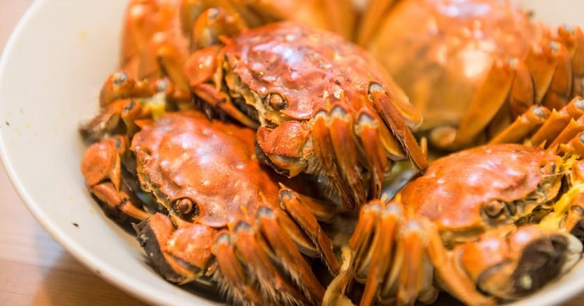 Hairy Crabs | © UnTour Food Tours