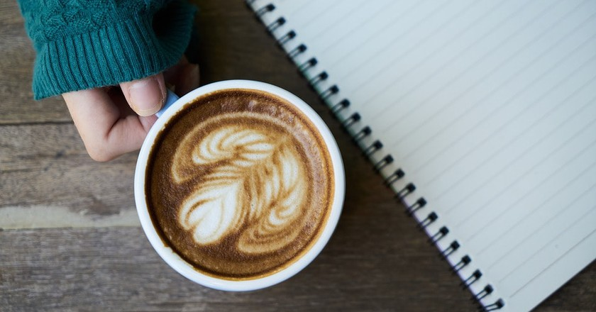 Freelancer cafe | ©MaxPixel