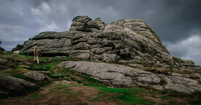 Haytor, Dartmoor | © Archangel12/Flickr