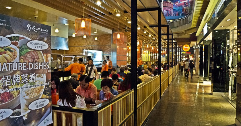 Hou-Mei Noodle House in Genting Highlands © カメラマン/Flickr