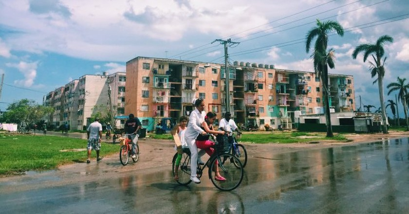 Life getting back to normal in Caibarién Cuba : A seaside town on the northern coast that was directly hit by Hurricane Irma. | © Amanda Bjorn