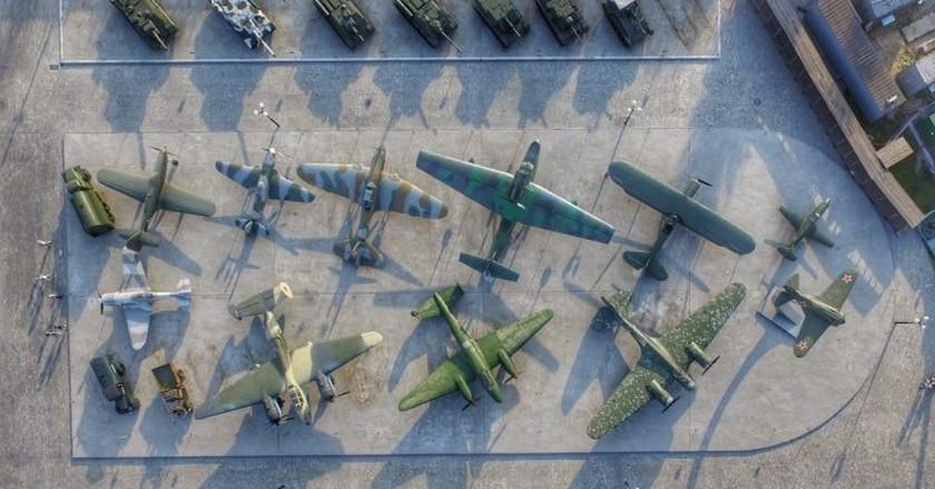 Military Technology Museum | © Konstantin Shapovalov / Courtesy of Military Technology Museum